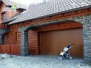 Sekční garážová vrataTrido